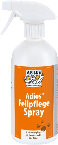 ARIES Adios Fellpflege Spray